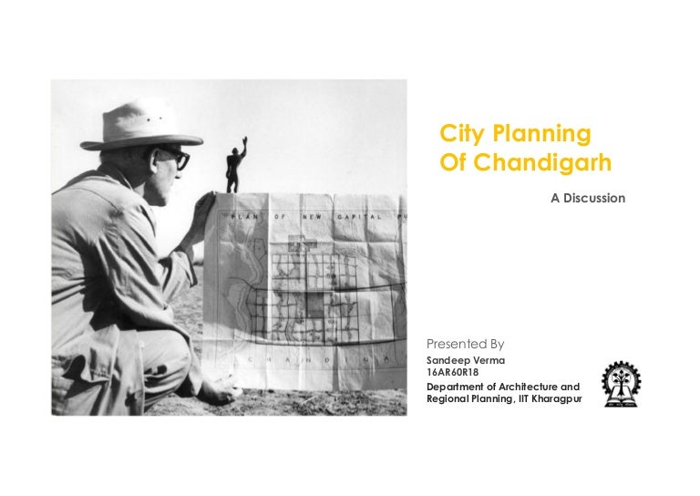 Chandigarh City Planning
