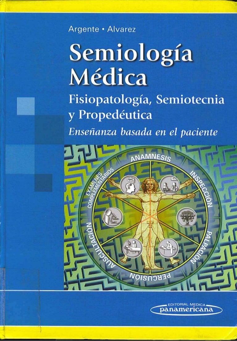 libro de semiologia pdf gratis argente
