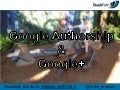 Authorship & Google+ - SEMpdx November 2012