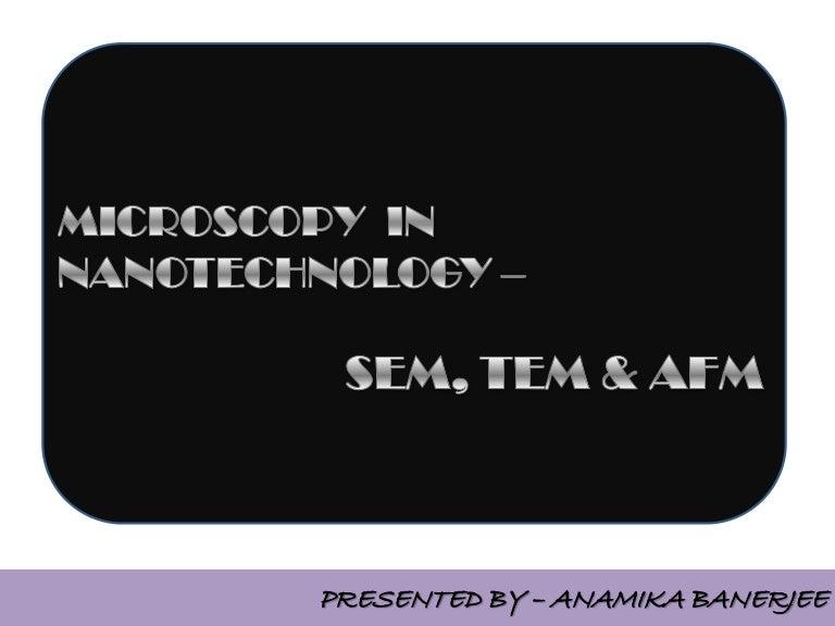 sem analysis procedure pdf free