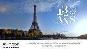 SEMY award de la meilleure campagne SEO 2019 : largow pour la tour Eiffel