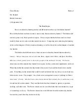 writing a rough draft for an essay