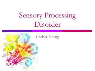 What is a sensory image?