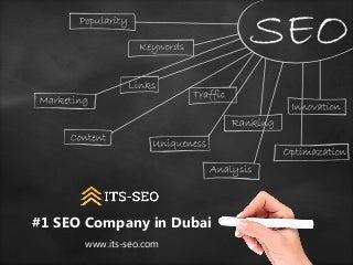 SEO Services Dubai - SEO Company Dubai
