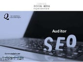Brief - Curso SEO auditor