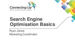 Search Engine Optimisation Basics