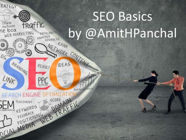 SEO Basics for Entrepreneur