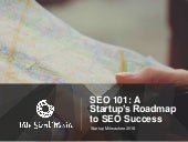 A Startup's Roadmap to SEO Success