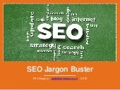 The Ultimate Seo Jargon Buster