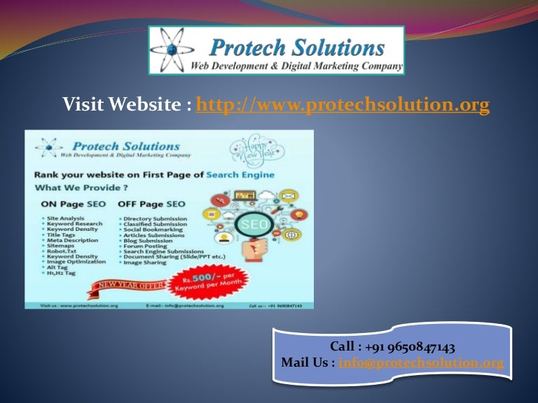 Seo online promotion in delhi.