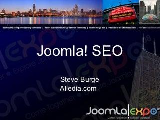 Joomla Seo Presentation