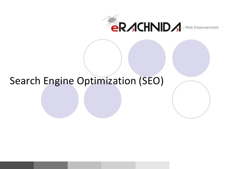 Seo Proposal Sample Search Engine Optimization Proposal