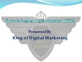 Seo smo ppc services in delhi by king of digital marketing | best seo company in south extension