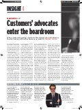 Chief Customer Officer - Customers' advocates enter the boardroom