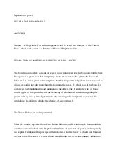 Essay on cause of global warming