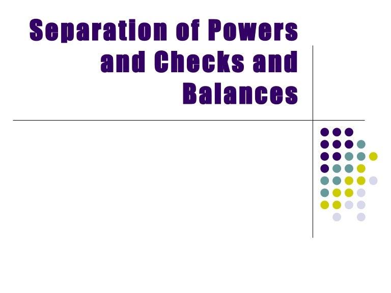 Separationofpowersandchecksandbalances 090524084232 Phpapp01 Thumbnail 4gcb1243154617