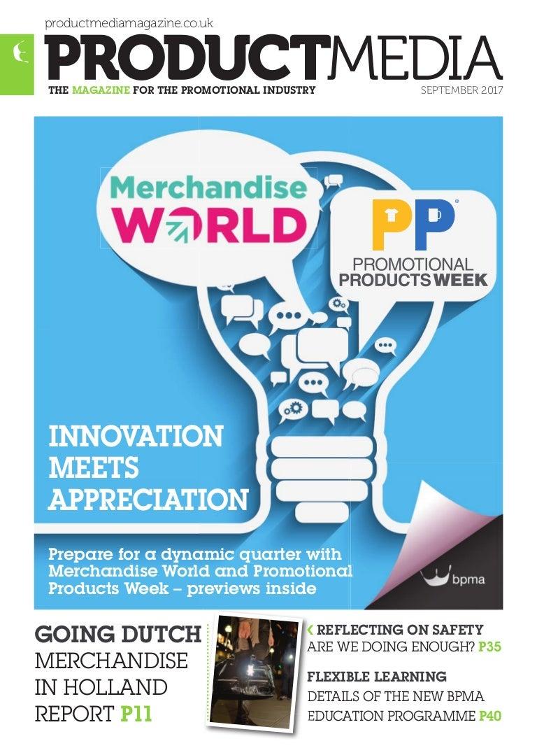 Product Media Magazine  September 2017 367c5d64d0c