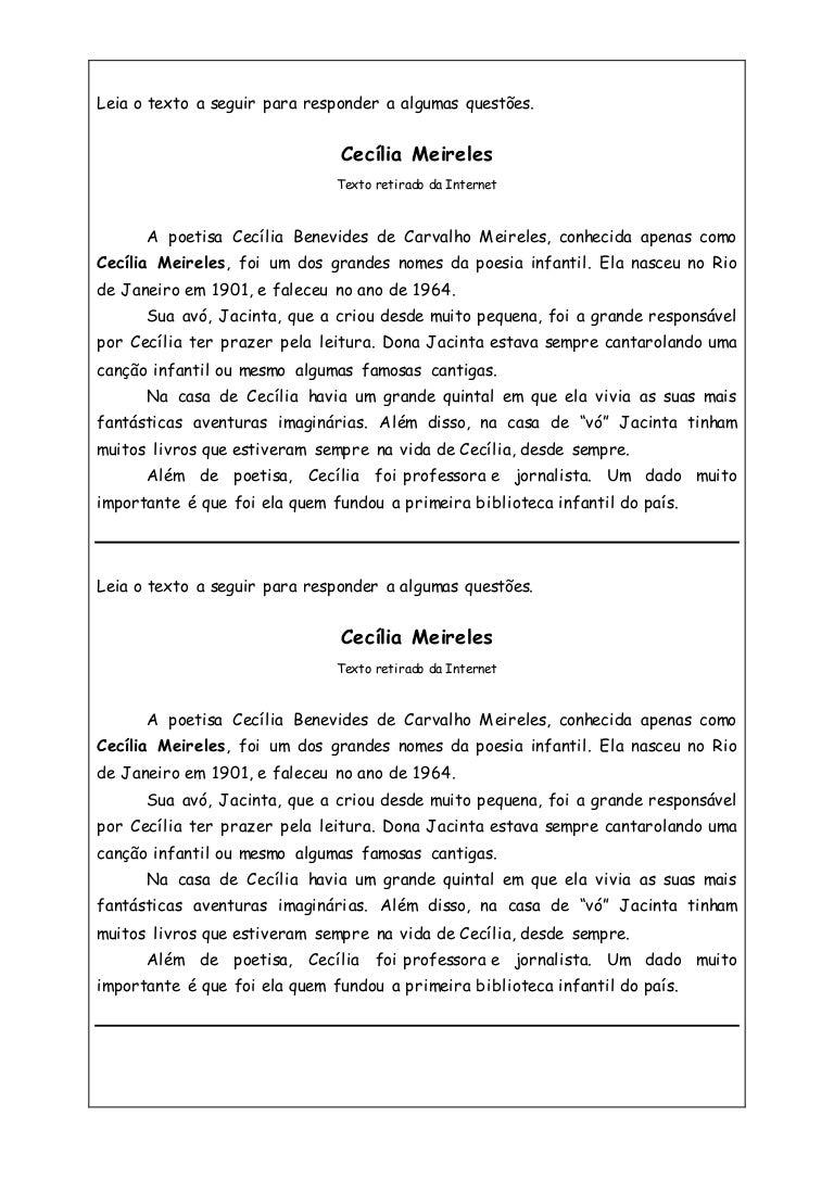 Favoritos Sequência didática poemas QO39