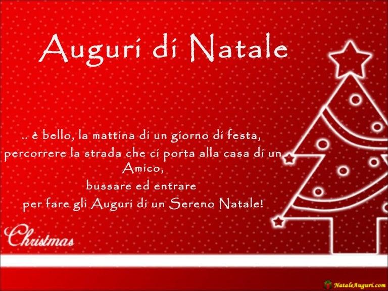 Auguri Di Natale Per Amica Del Cuore.Sereno Natale