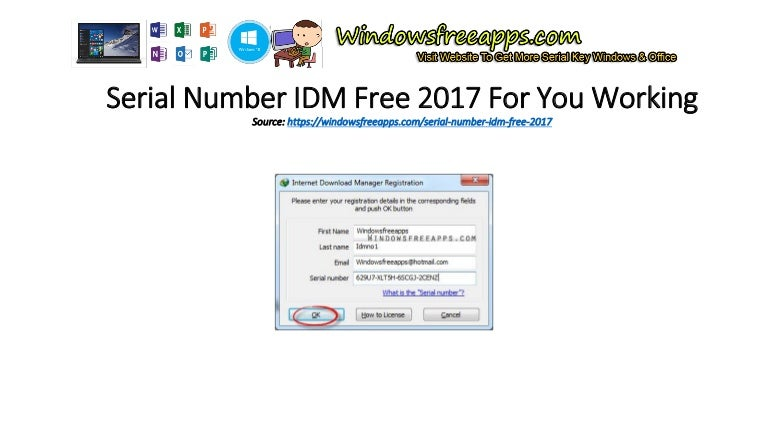 idm free download full version with serial number 2017