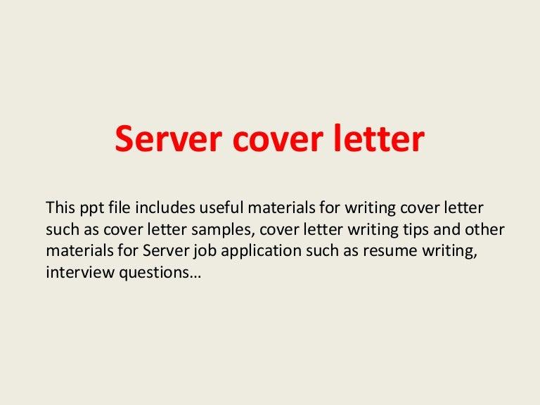 servercoverletter 140224181610 phpapp01 thumbnail 4jpgcb1393265801