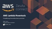 AWS Lambda Powertools