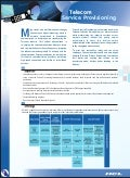 HCLT Brochure: Telecom Services - Making greater provisions for your Order Provisioning Services