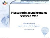 Services Web Asynchrones