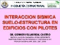 Ingeniería Sismoresistente - Sesión 3: Interacción Sísmica Suelo-Estructura en Edificios con Pilotes