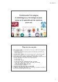 metodos para el fomento del estudio previo, flipped classroom y BYOD