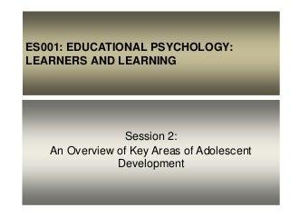 Session2-adolescent development