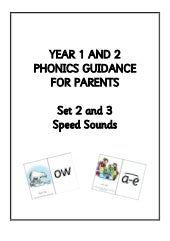 Alphabet writing with Read, Write Inc, recommended by the