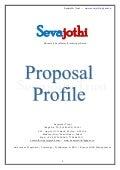 Sevajothi trust profile18