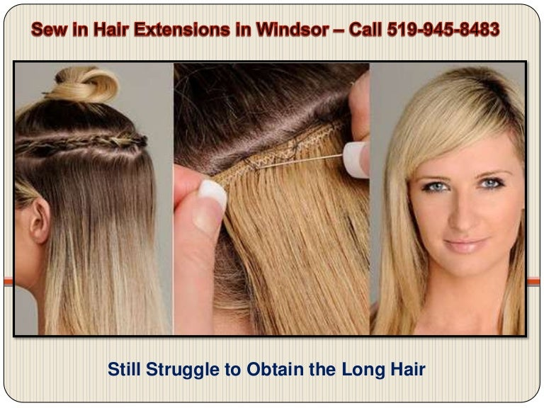 Sew In Hair Extension In Windsor
