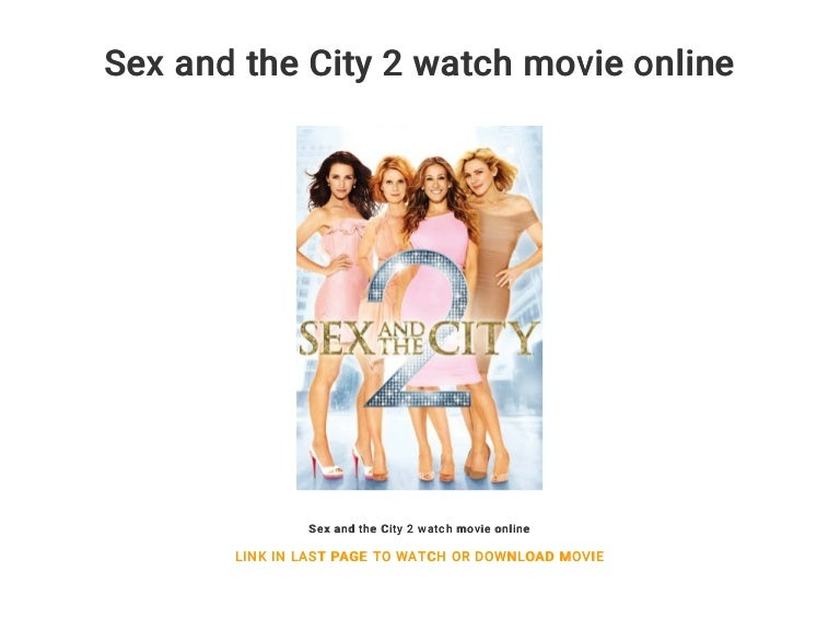 Movie the prevodom online city and sa 1 sex ∼⟨HD⟩∼Sex and