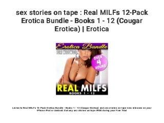 Plan Cul Cougar Millau 12100 Avec Estelle