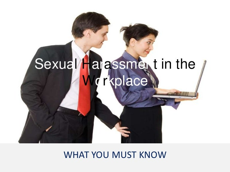 Non-sexual harassment on the job law