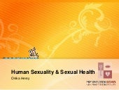 Sexuality & Sexual health: An Overview