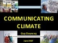 Communicating Climate
