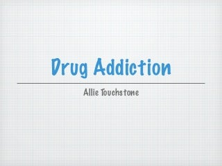 drug addiction images