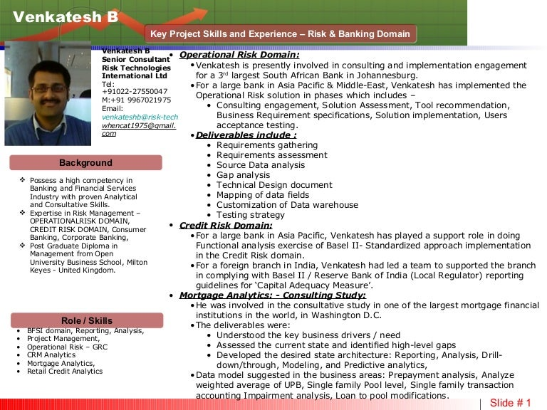 risk management operational risk credit risk banking domain crm a