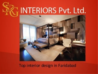 interior decorator company