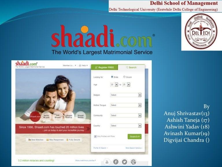 Com shaadi Shaadi com