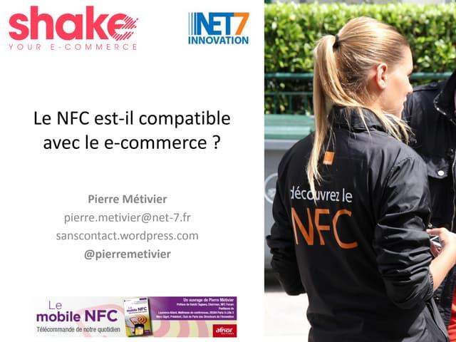 Le NFC est-il compatible avec le ecommerce ?