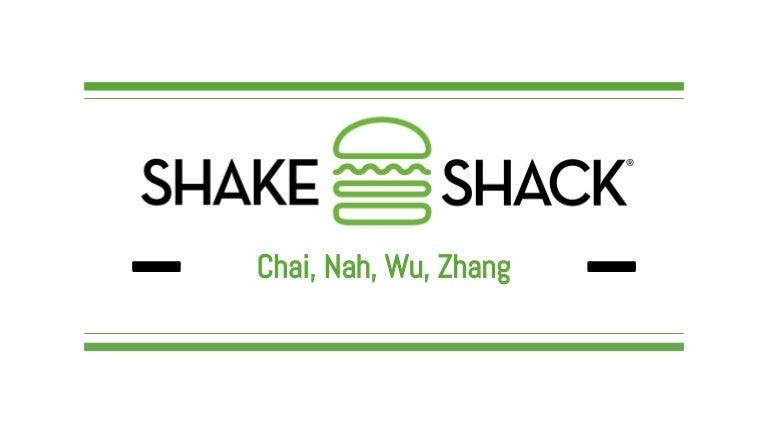 Shake Shack Logo shake shack