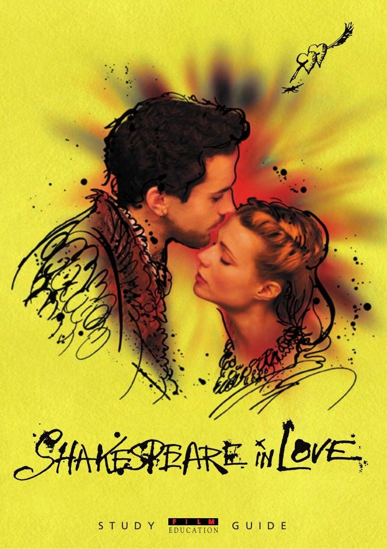 Shakespeare In Love Film Education Estudy