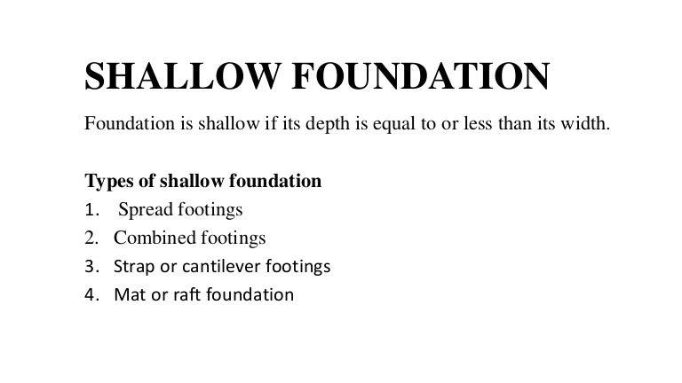 Define equal footing