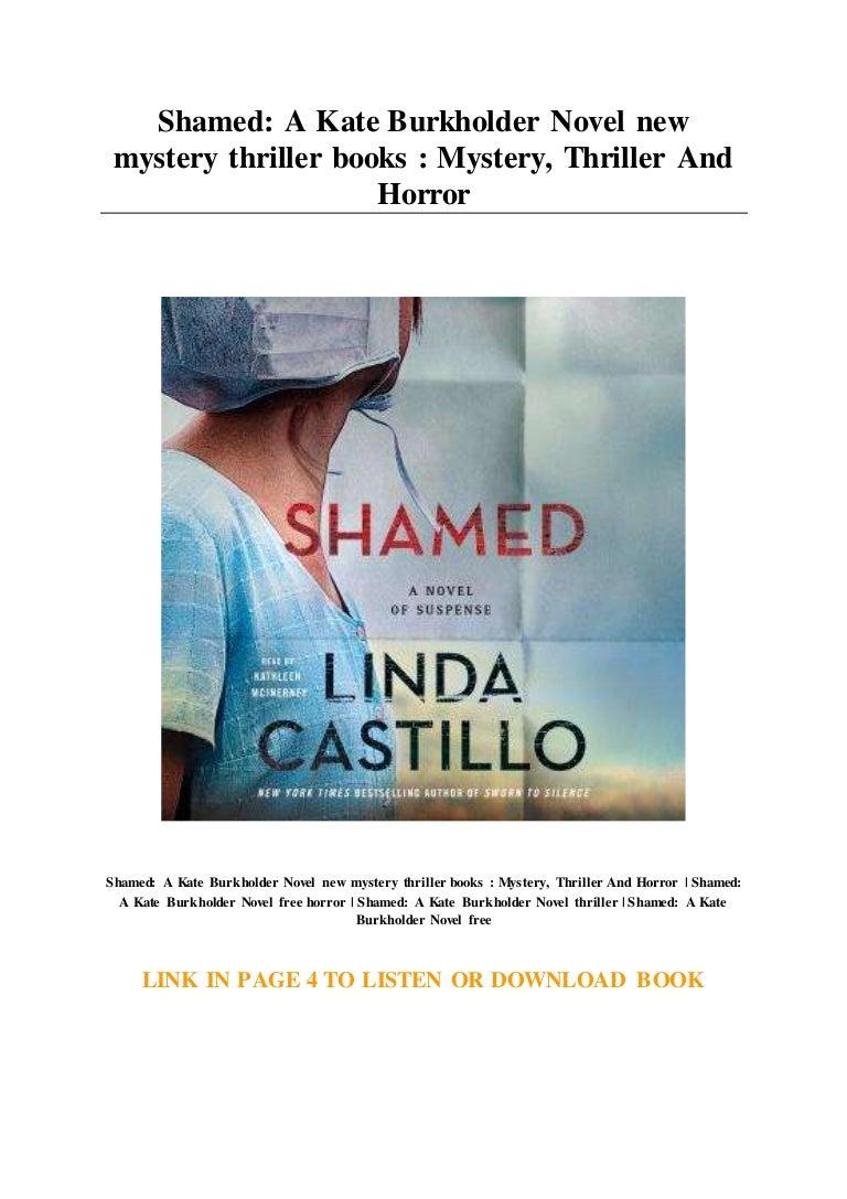 linda castillo new book