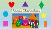 Shapes characters