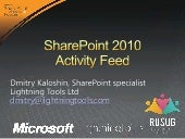 Share point 2010-activity-feed